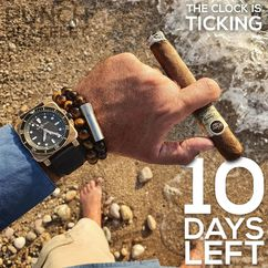 TEN DAYS LEFT ⏳ The countdown continues. The campaign is now at 54K€ - we're 🤏🏻 close to unlock the 55K€ stretch goal (free caps and keyring for all the backers). Time is counted to get your first or additional PUNCH BRACELET by LES FINES LAMES and to share with your friends 👍🏻😉 ▫️ ➡️ Get yours on Indiegogo: https://igg.me/at/PunchBracelet (link in bio) Starting at 42€ / $49 