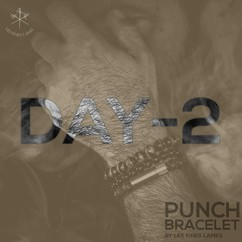 DAY-2 before launch ⏳🔪 Are you ready? We are! ▫️ PUNCH BRACELET by LES FINES LAMES - from 42€ / $49 ➡️ Available September 24 on Indiegogo. Subscribe to the launch list and get notified: https://lesfineslames.com/punchbracelet/ (link in bio)